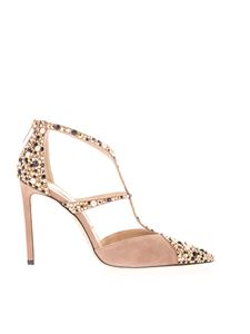 Jimmy Choo - Saoni 65 pumps in pink