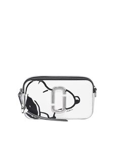 Marc Jacobs  - Peanuts x Marc Jacobs The Snapshot crossbody in white
