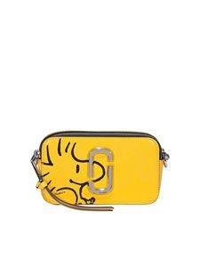 Marc Jacobs  - Peanuts x Marc Jacobs The Snapshot crossbody in yellow