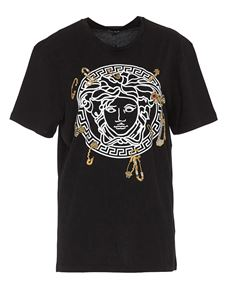 Versace - Medusa T-shirt in black