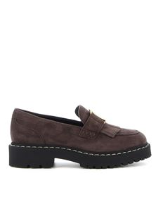 Hogan - H543 loafers in brown