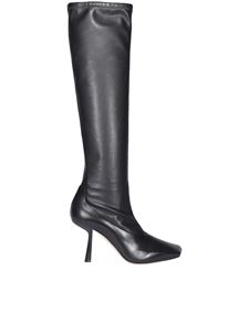 Jimmy Choo - Mika 85 boots in black
