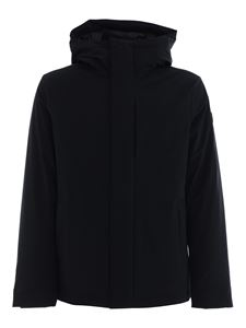 Woolrich - Pacific padded jacket in black