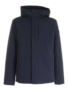 Woolrich - Pacific down jacket in blue
