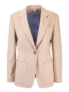 Max Mara - Tailored jacket in beige