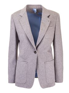 Max Mara - Tailored jacket in grey