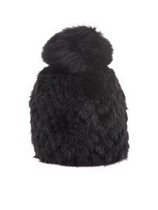 Max Mara - Delia beanie in black