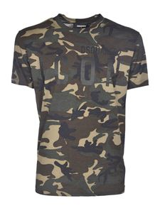 Dsquared2 - Camouflage Icon T-shirt
