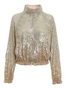 Pinko - Derby 4 jacket in gold colour