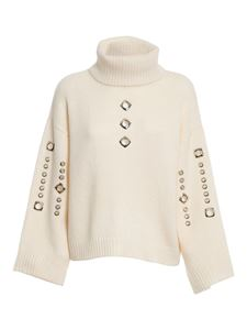 Pinko - Guyana jumper in white
