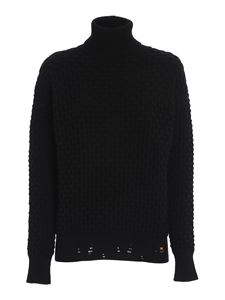 Pinko - Nuvolosità sweater in black