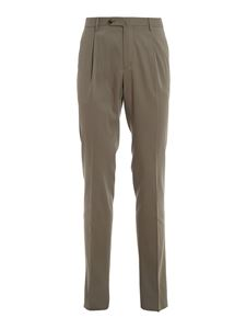 PT01 - Cotton pants in grey