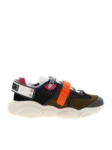 Moschino - Sneakers Teddy Roller Skates multicolor