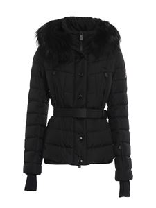 Moncler Grenoble - Beverley puffer jacket in black