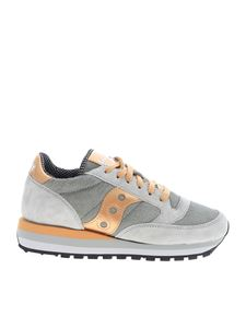 Saucony - Sneakers Jazz Triple in cavallino grige