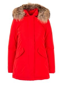 Woolrich - Padded Luxury Arctic Parka in red