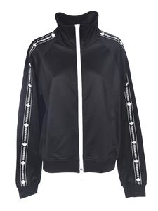 Dsquared2 - Sweatshirt with logo bands in black