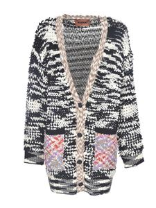 Missoni - Maxi multicolor cardigan