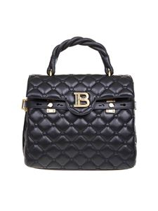 Balmain - B-buzz 30 bag in black
