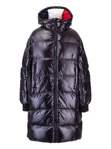 Rossignol - Oversized down jacket Black