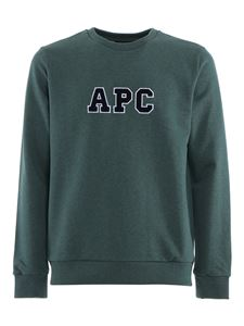 A.P.C. - Malcom T-shirt in green