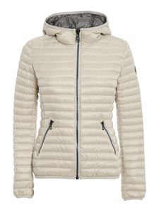 Colmar Originals - Hooded padded jacket in cream color