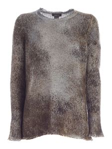 Avant Toi - Tricot-effect cashmere and silk pullover