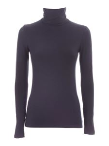 Majestic Filatures - Amy long sleeves T-shirt in grey