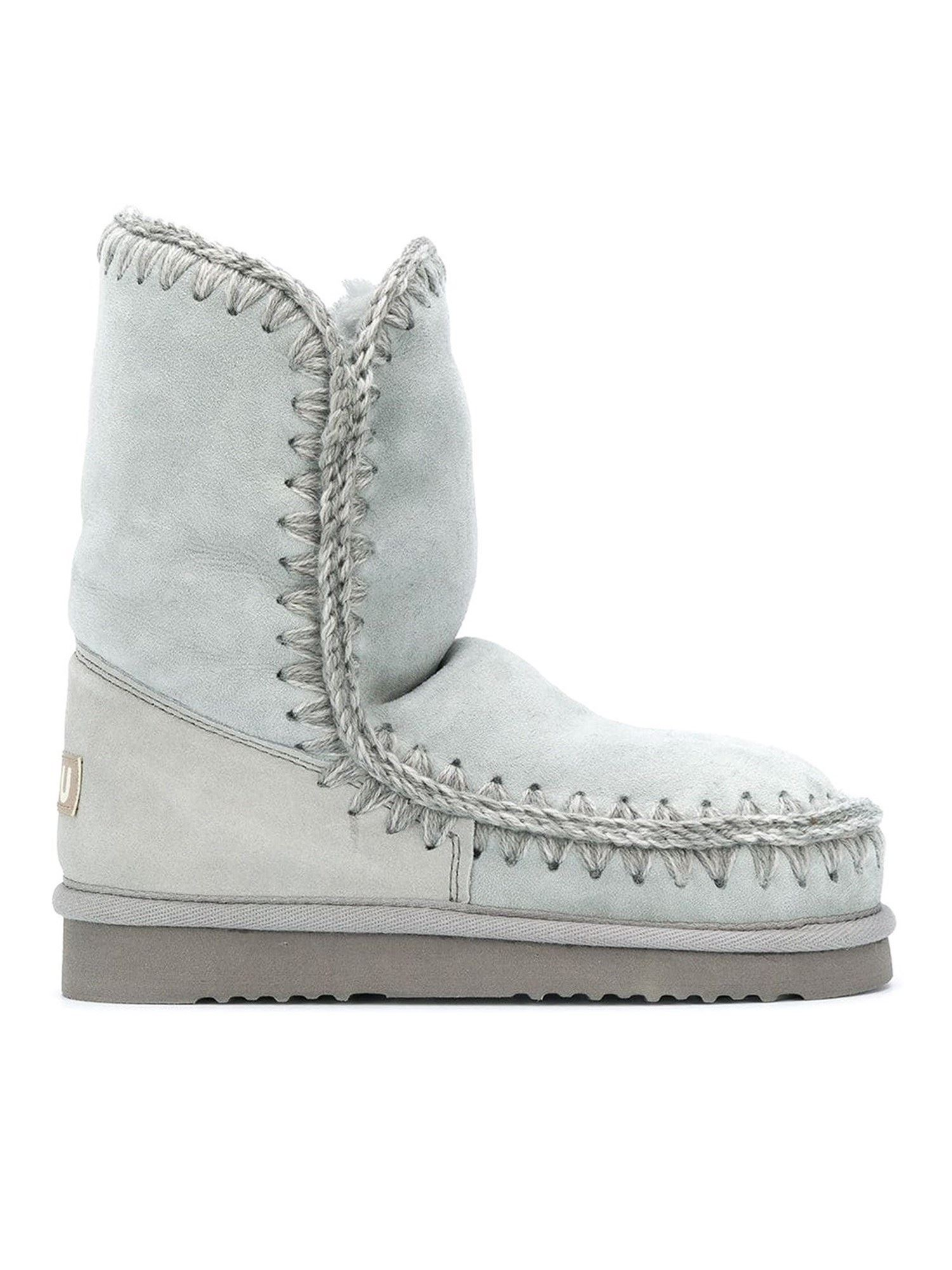 MOU ESKIMO 24 BOOTIES IN GREY
