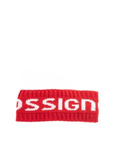 Rossignol - Ski headband in red
