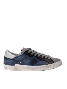 Philippe Model - Sneakers Prsx blu