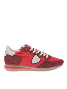Philippe Model - Sneakers Trpx Vintage rosse
