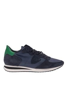 Philippe Model - Sneakers Trpx blu