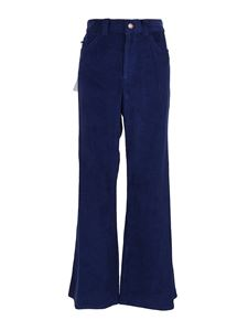 Marc Jacobs  - The Flared jeans in blue