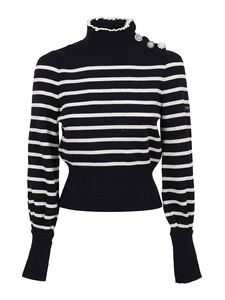 Marc Jacobs  - Armor-Lux x The Breton jumper in blue