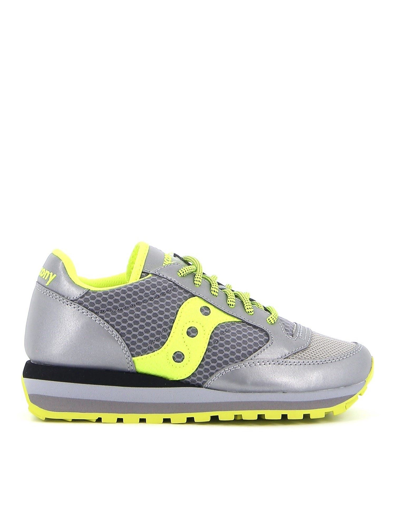 Saucony JAZZ TRIPLE SNEAKERS IN GREY