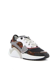 Philippe Model - Eze sneakers in multicolor