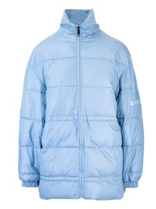 Givenchy - Reversible down jacket in light blue