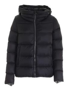 Colmar Originals - Place black down jacket with hood