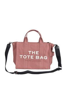 Marc Jacobs  - The Traveler tote bag in pink