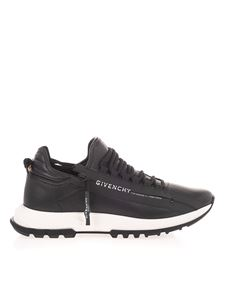 Givenchy - Sneakers Spectre con zip nere