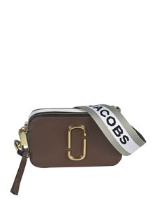 Marc Jacobs  - The Logo Strap Snapshot bag in brown
