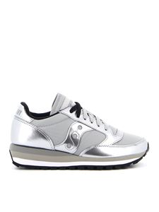 Saucony - Jazz Triple sneakers in silver color