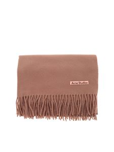 Acne Studios - Canada New scarf in brown
