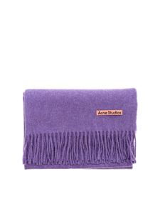 Acne Studios - Canada New scarf in lilac color