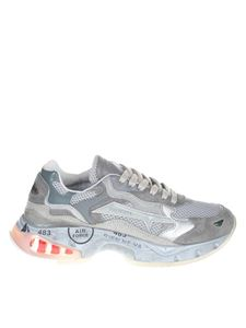 Premiata - SHARKY-D sneakers in grey