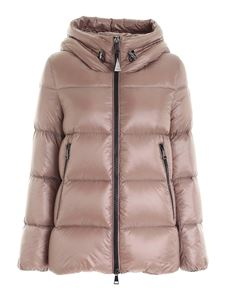 Moncler - Seritte down jacket in light brown
