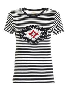 POLO Ralph Lauren - Striped T-shirt in black and white