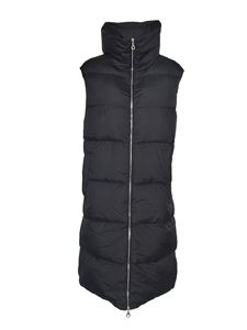 Duvetica - Muliphain long down jacket in black