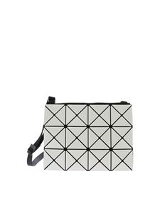 BAO BAO Issey Miyake - Lucent shoulder bag in white
